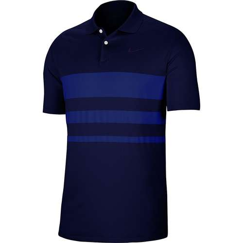 Nike Dry Vapour Stripe Polo Shirt