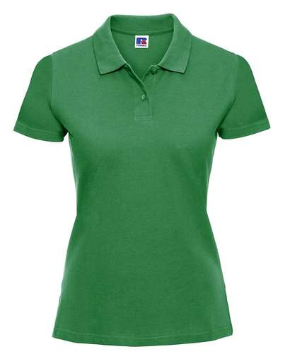 Russell Womens Classic Cotton Polo Shirt