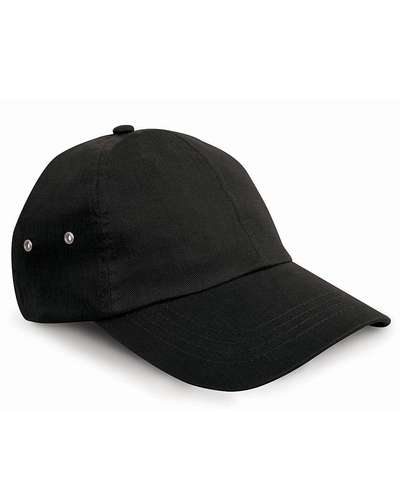 Result Headwear 100% Plush Finish Cap
