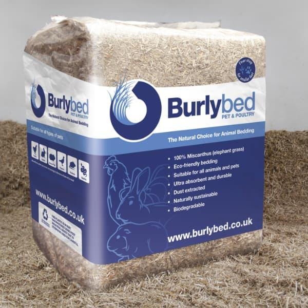 The burley bedding solution for small pets