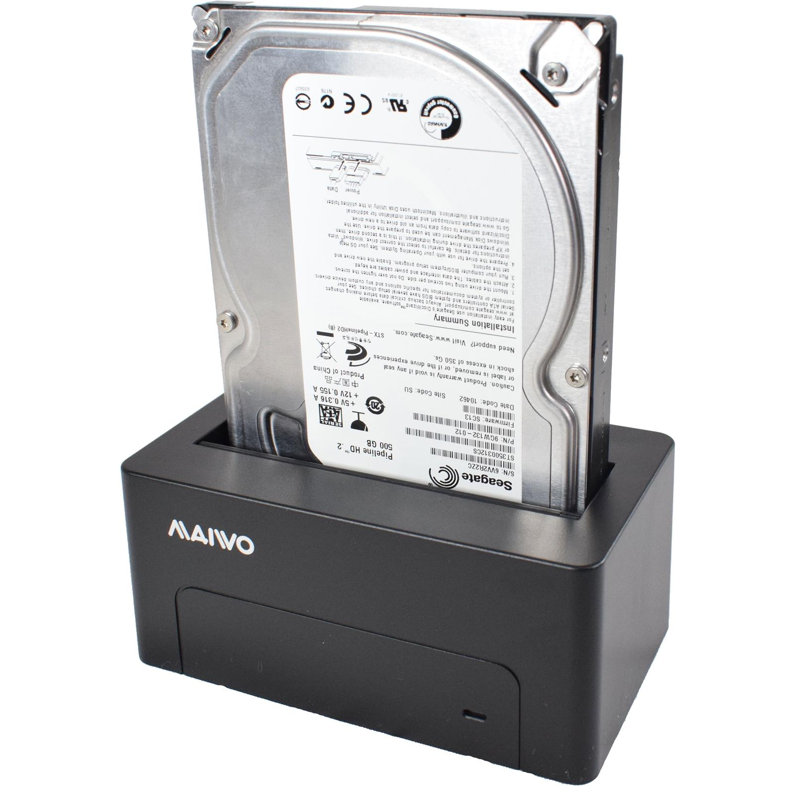 Hard Drive Enclosures/Docks