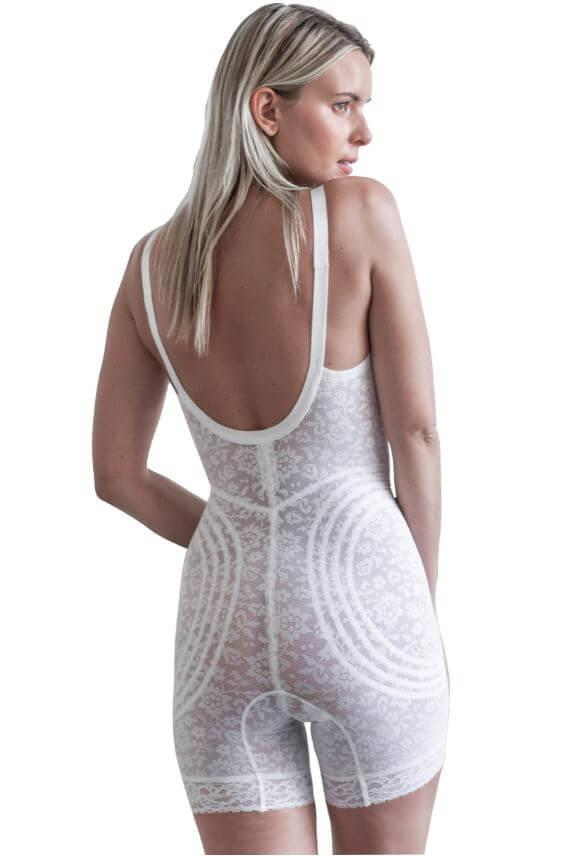 Extra Firm Body Shaper rear