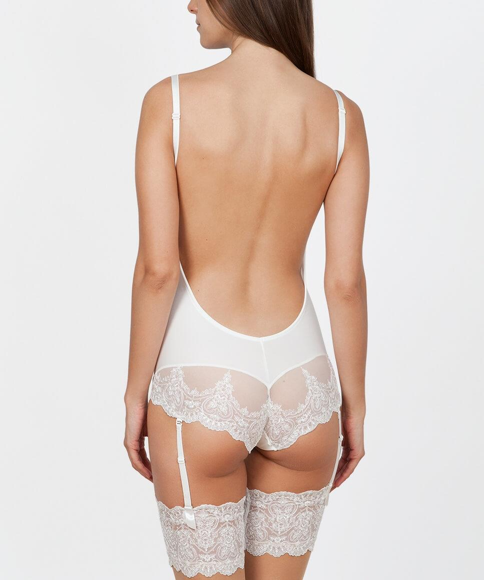 Paradise Backless Body from behind