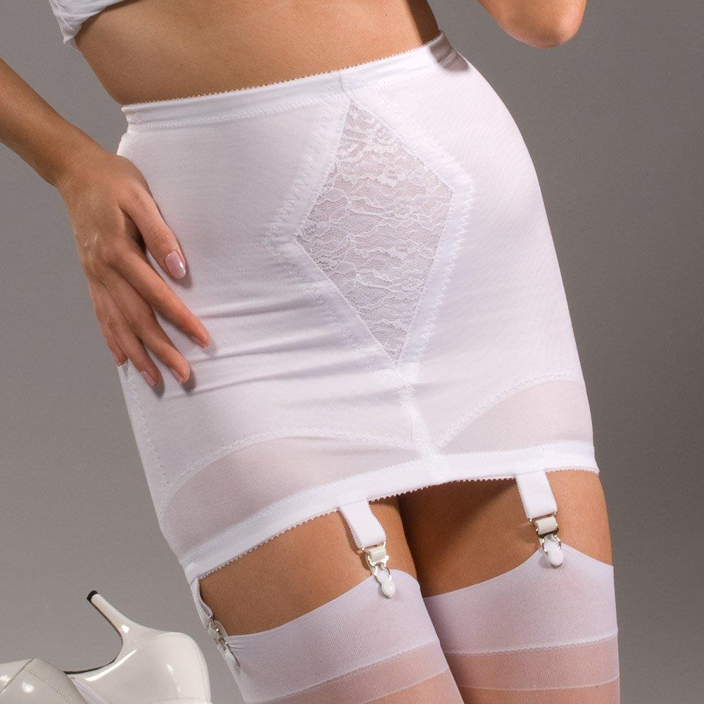 Plus size open bottom girdle