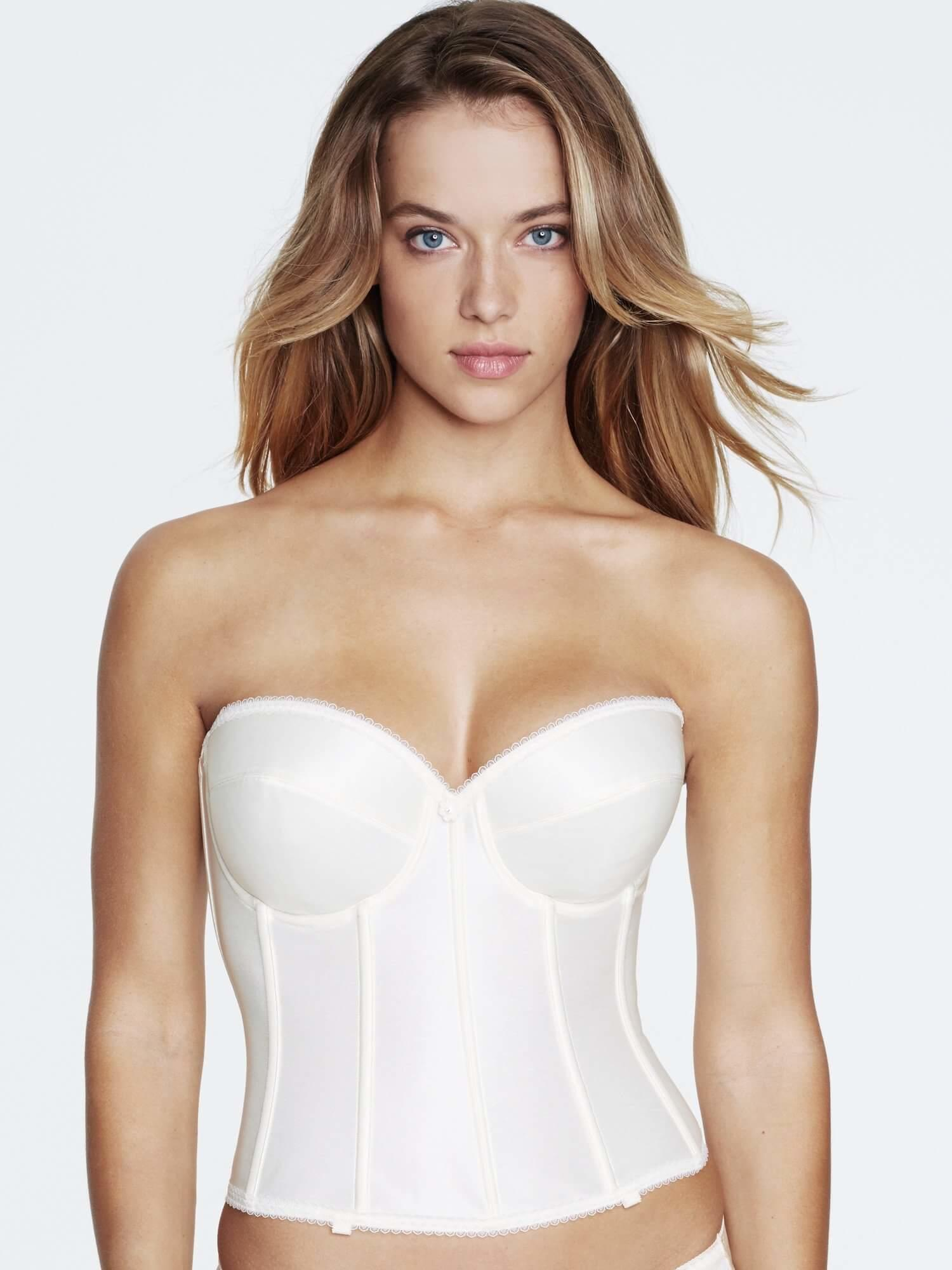 Strapless Low Back Brasselette