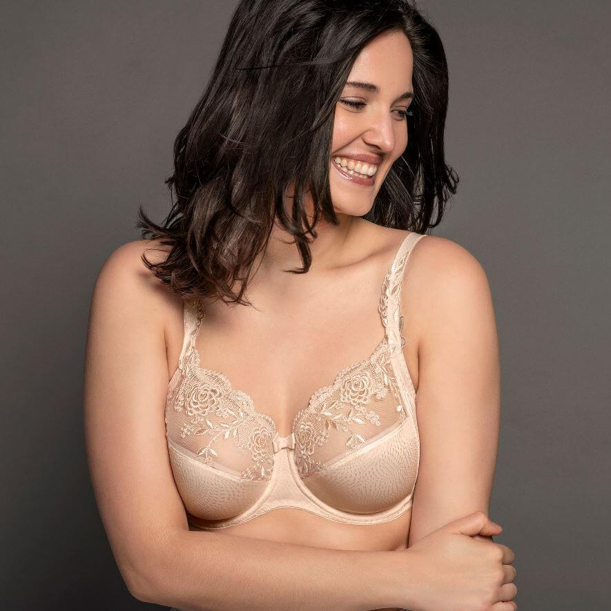 Biscuit Ella Underwired Bra up to G cup