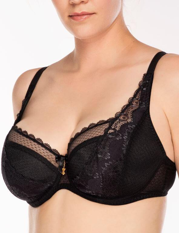 Black Exclusive Bra from Ulla