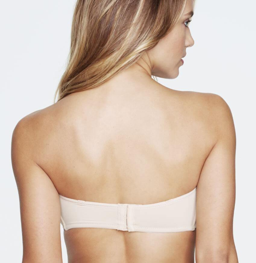 Strapless Bra from Dominique rear view