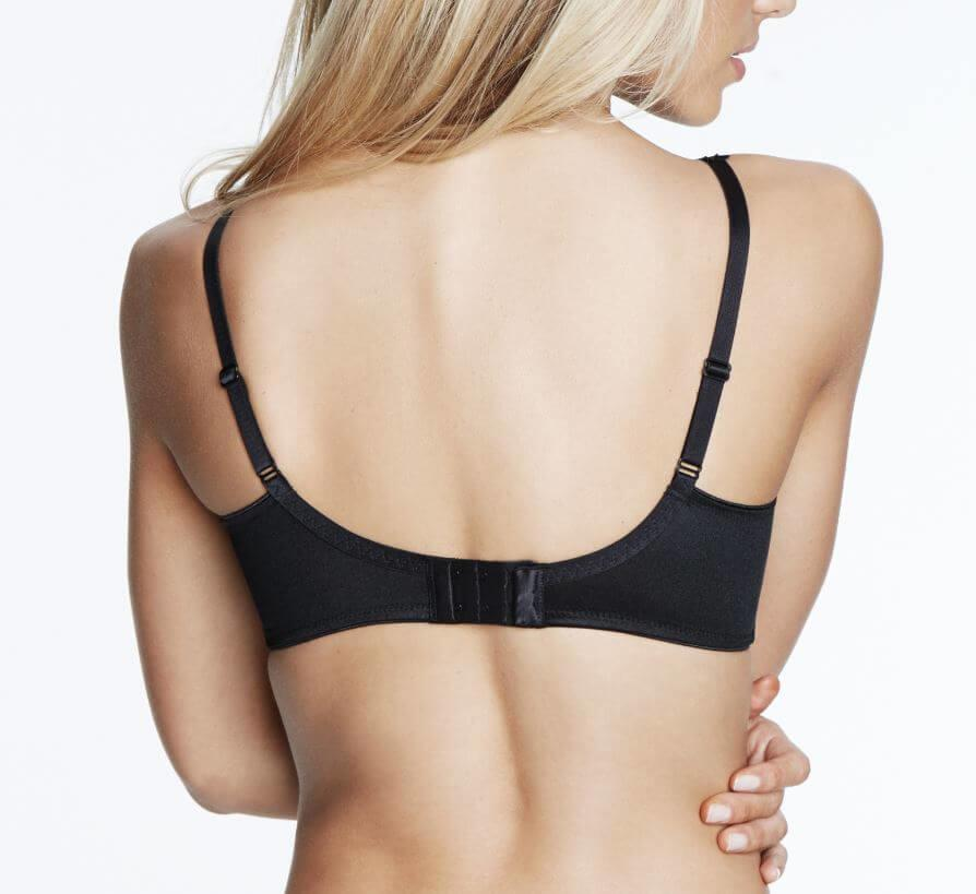 Seamless Minimser Bra rear view