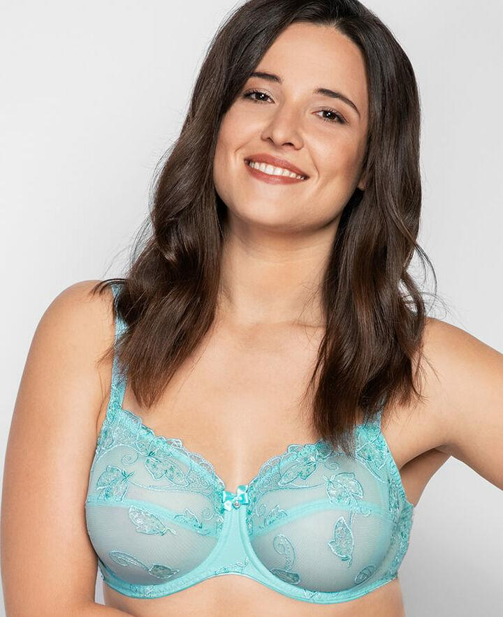 Mint Carla Underwired Bra