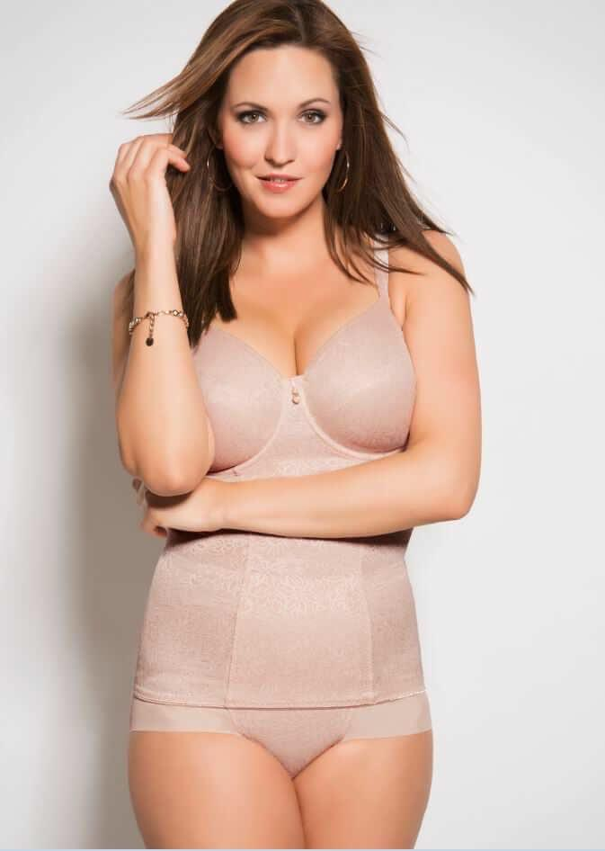 Nude Alice Underwired Bra & Cami
