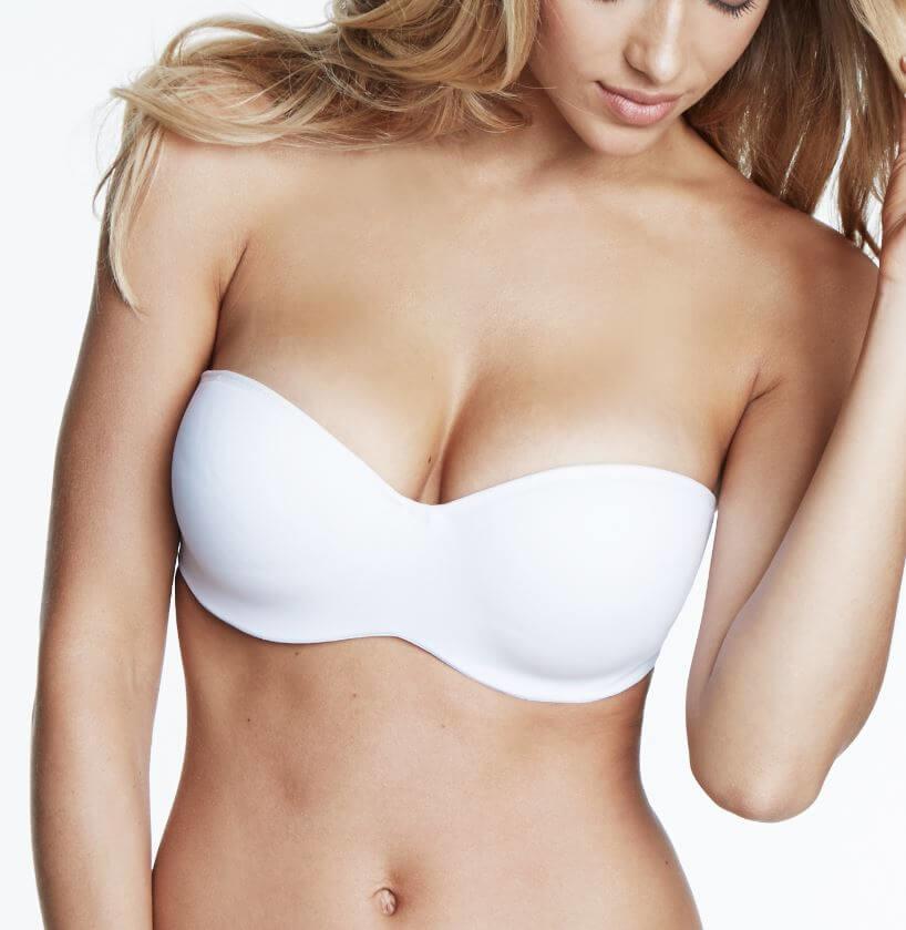 Strapless Bra from Dominique