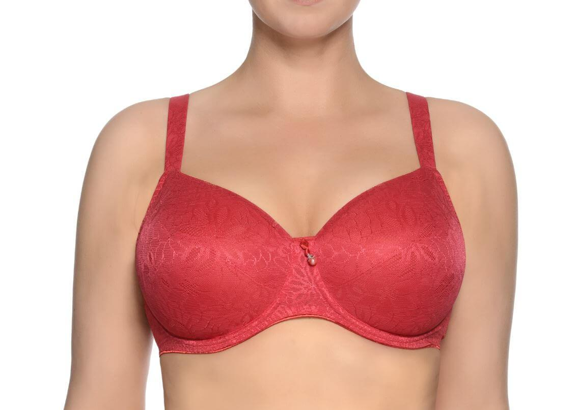 Red Alice Underwired Bra