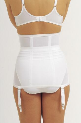 Waist Cincher with Suspenders rear
