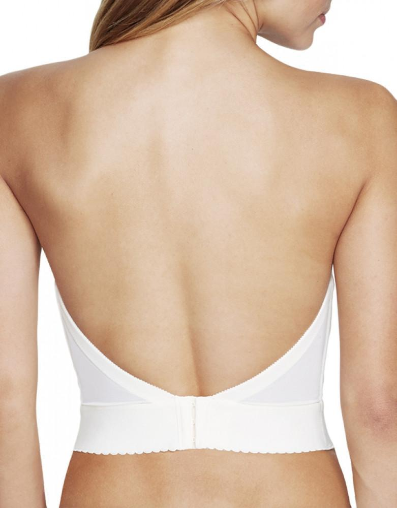 Strapless Backless Bustier