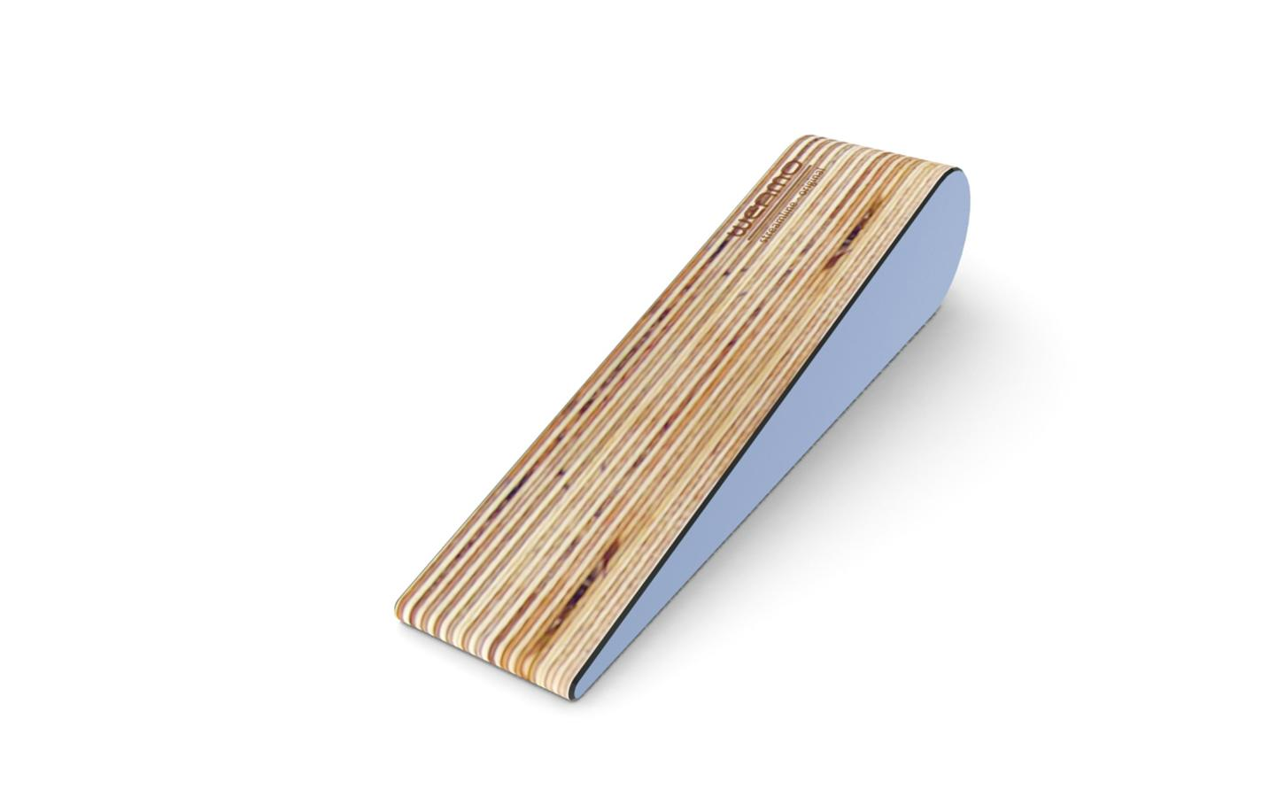 Streamline Original Doorstop - Breaking Wave Light Blue