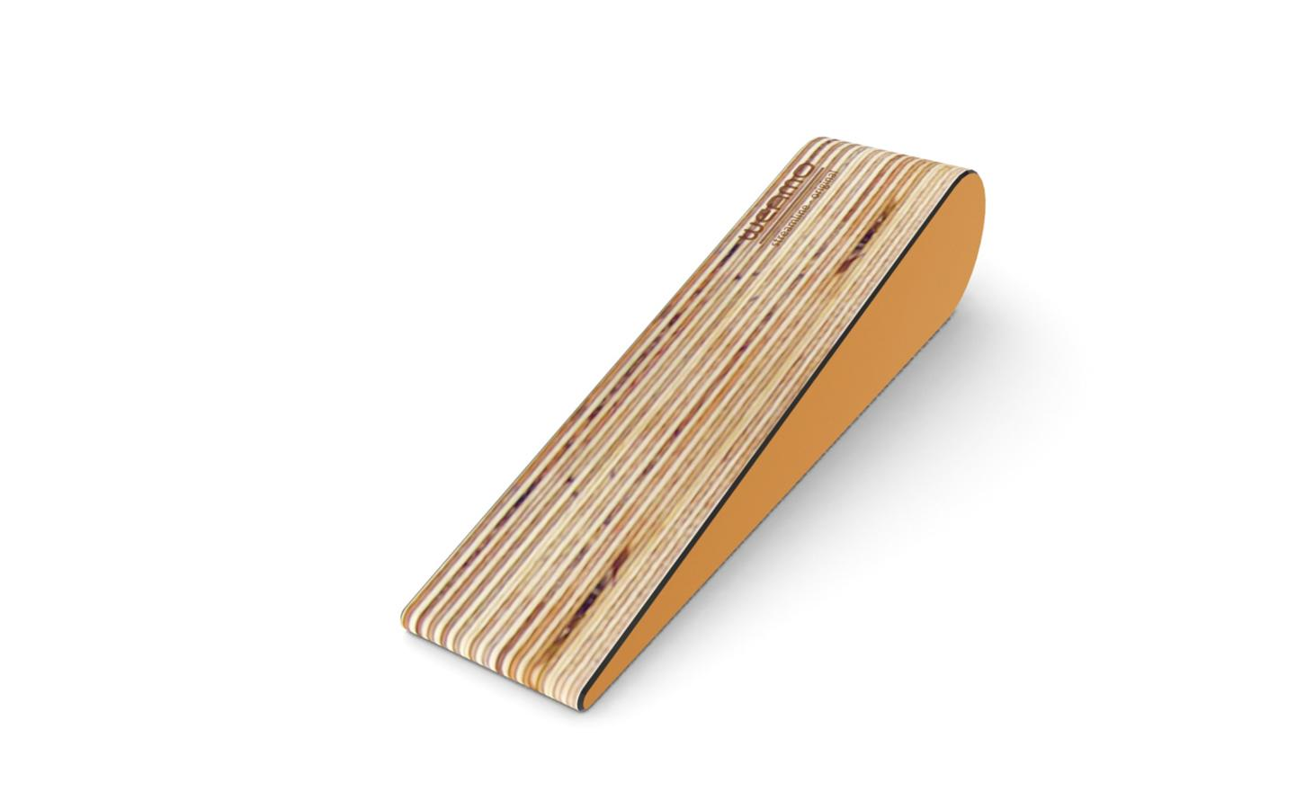 Streamline Original Doorstop - Ginger Snap Orange