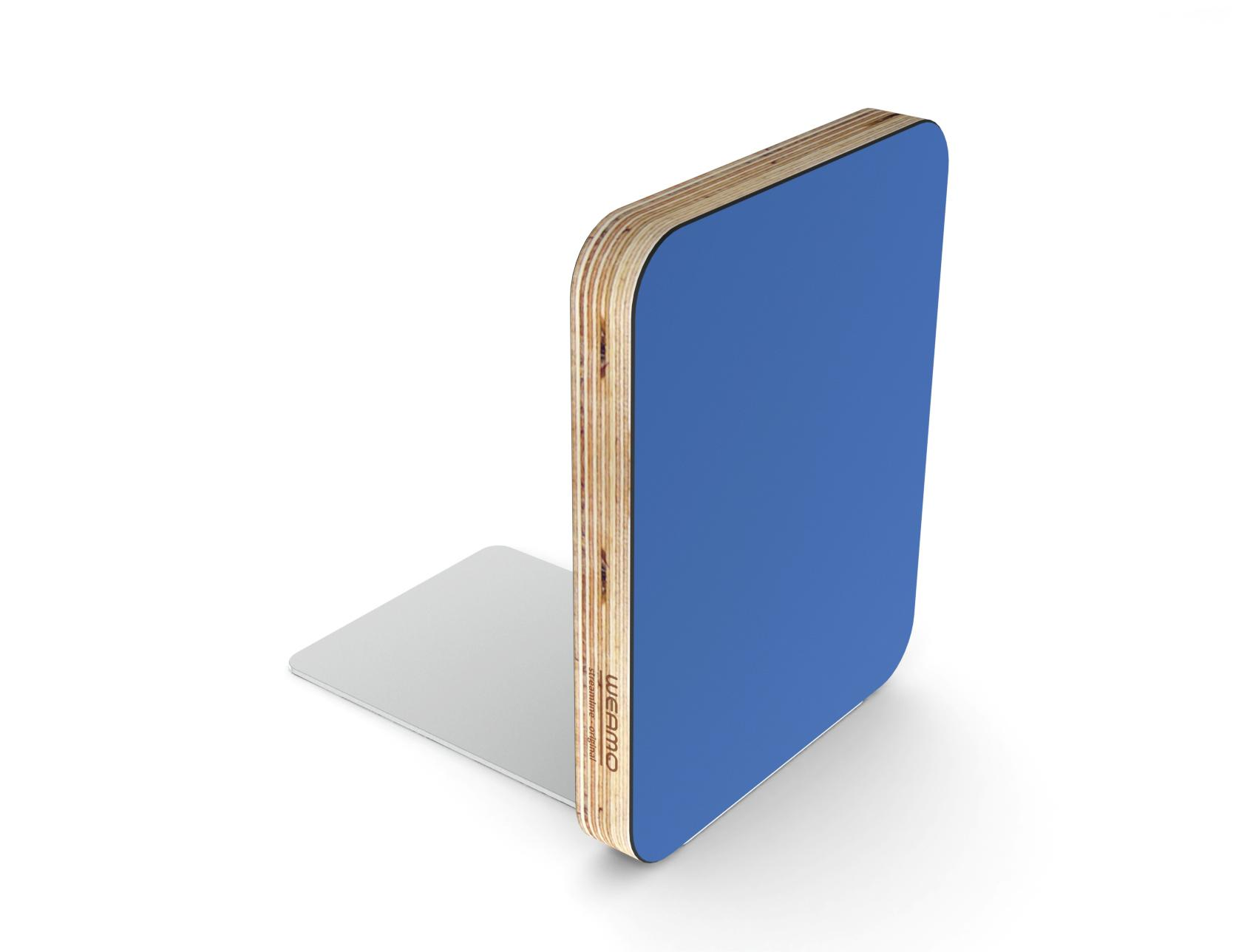 Deep Ocean Blue - Streamline Original Bookend
