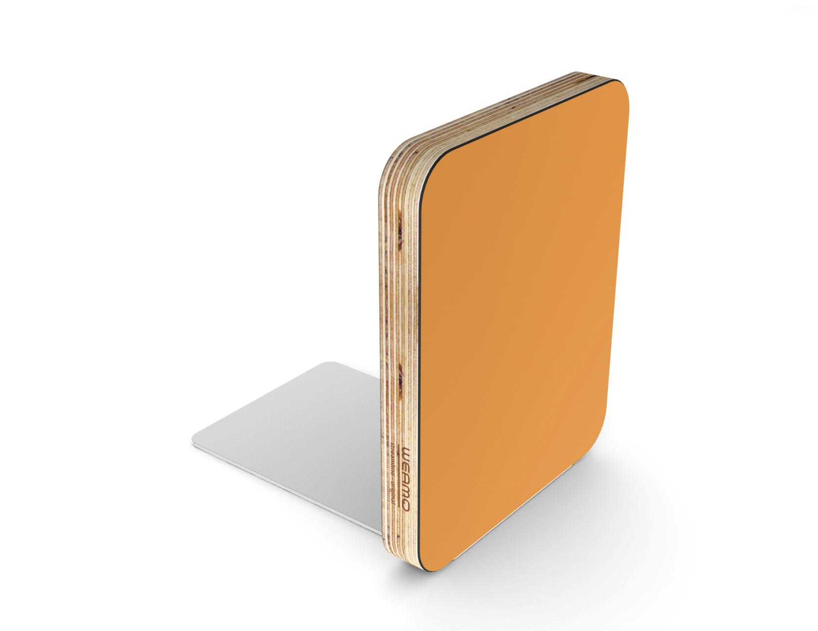 Ginger Snap Orange - Streamline Original Bookend