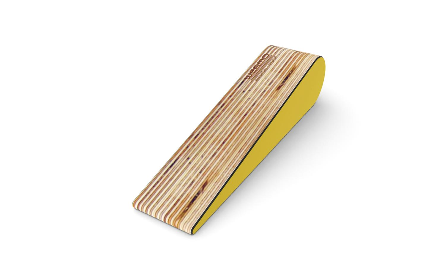 Streamline Original Doorstop - Sunflower Yellow