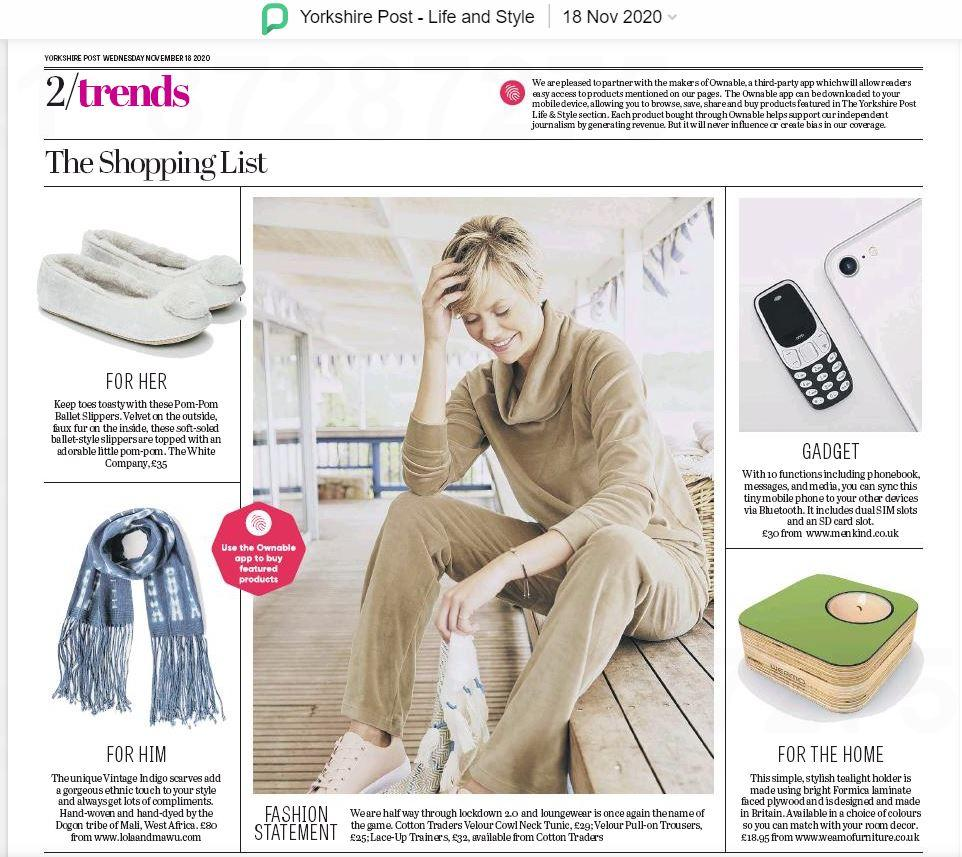 Yorkshire Post - Life and Style
