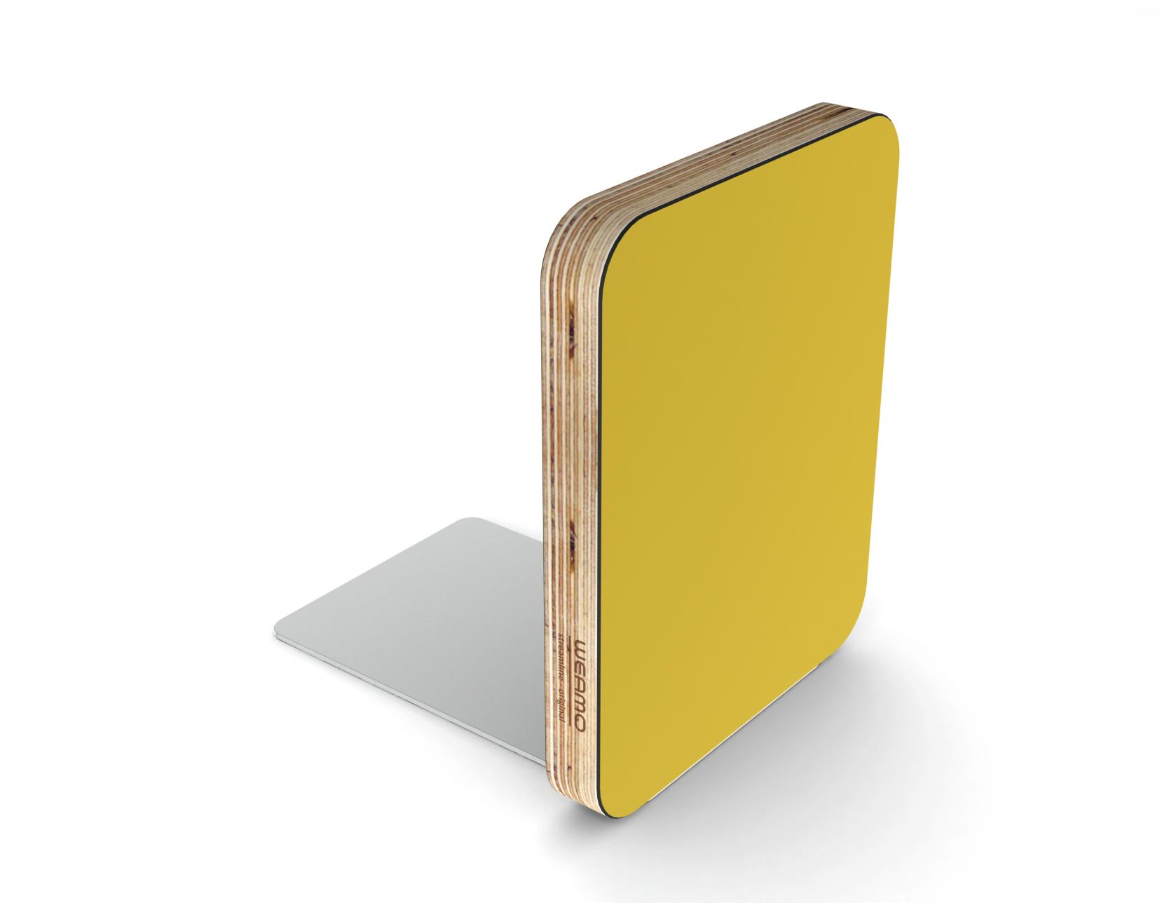 Sunflower Yellow - Streamline Original Bookend