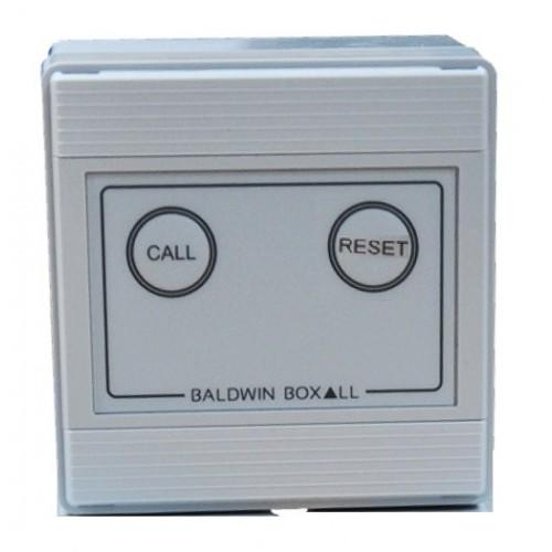 Baldwin Boxall OmniCare & CARE2 DTACBRPM Disabled Toilet Alarm Call and Reset Point IP65