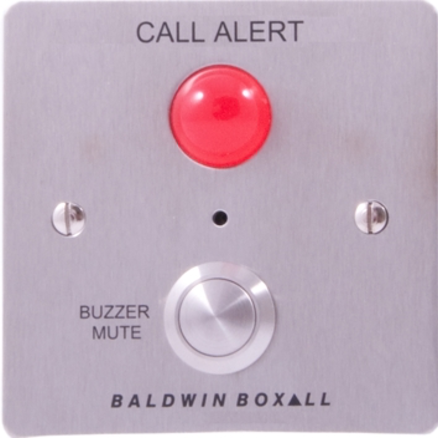 Baldwin Boxall CARE2 BVOCCA Remote Lamp & Buzzer