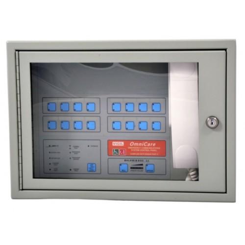 Baldwin Boxall OmniCare BVOC16M Mini Master Control Panel 16-Way Grey