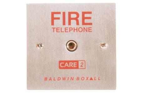 Baldwin Boxall CARE2 C2RTJUK Roaming Telephone Jack Socket United Kingdom