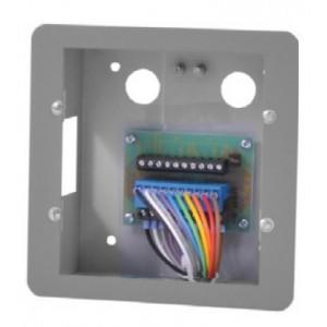 Baldwin Boxall OmniCare BVCRFBS Type-B Disabled Refuge Remote BVOCECPS Plasterboard Backbox includes Flush Bezel Stainless Steel