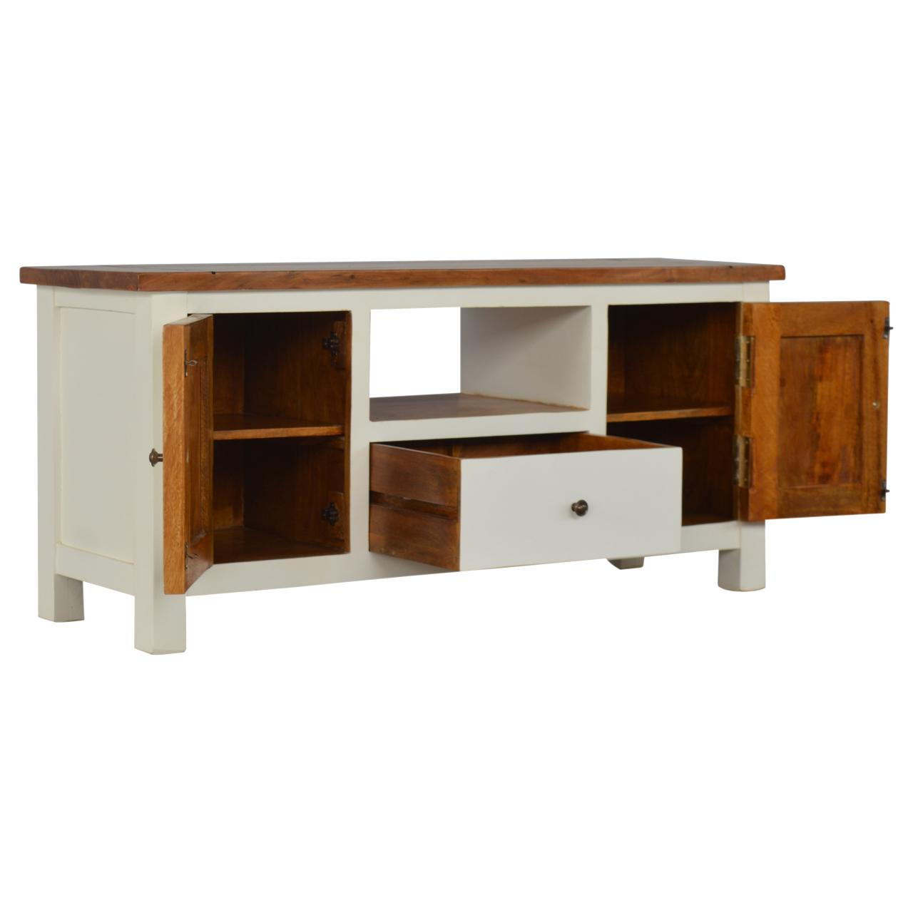 Country Two Tone Media Unit