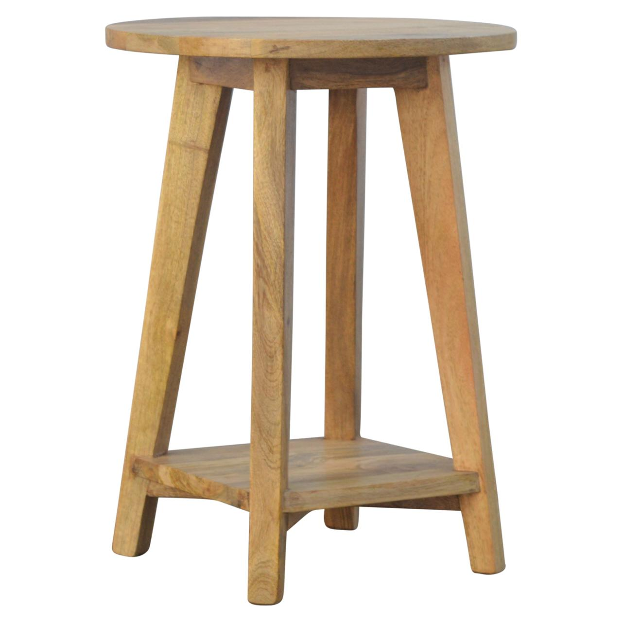 Oak Ish Bar Stool