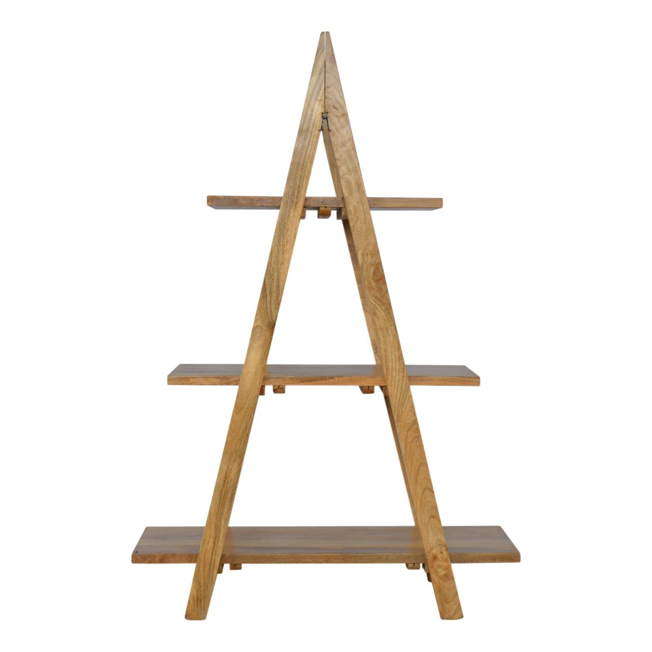Ladder Style Open Display Unit