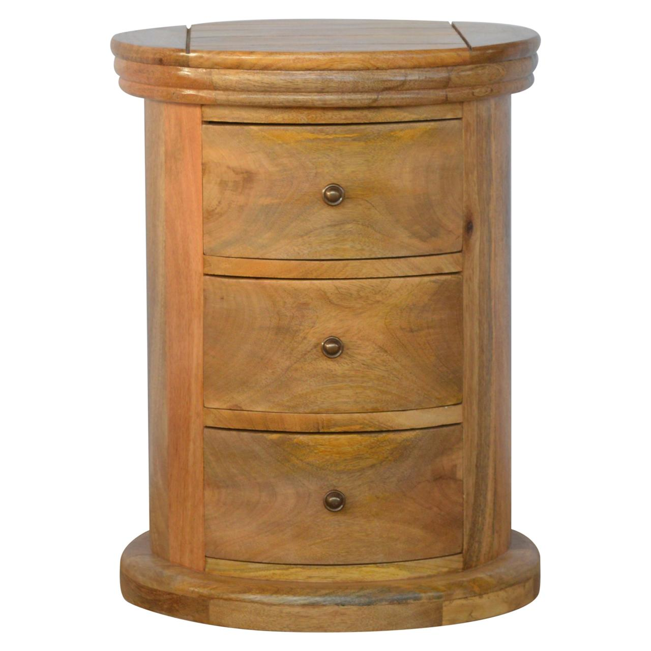Granary Royale 3 Drawer Drum Chest