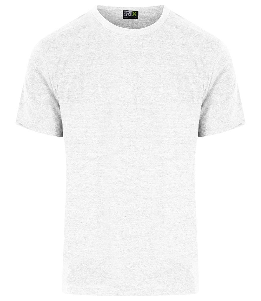white pro rtx workwear t-shirt