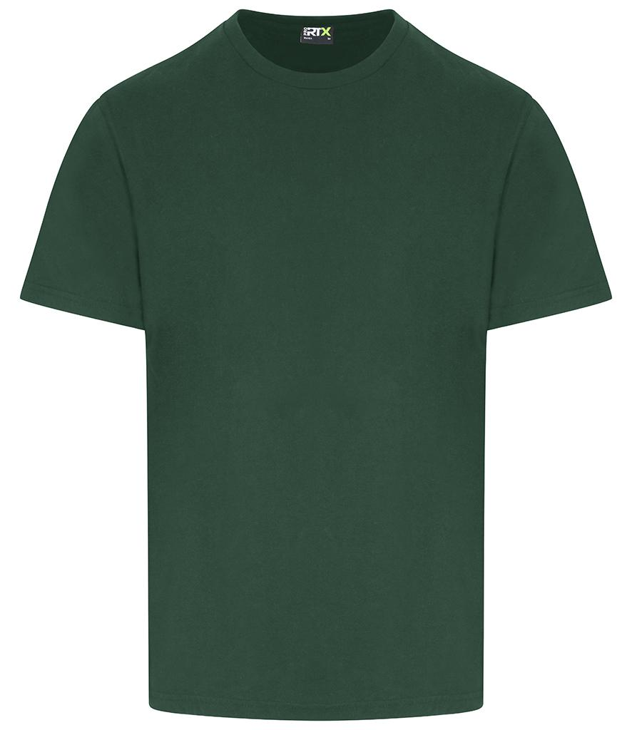 bottle green pro rtx workwear t-shirt