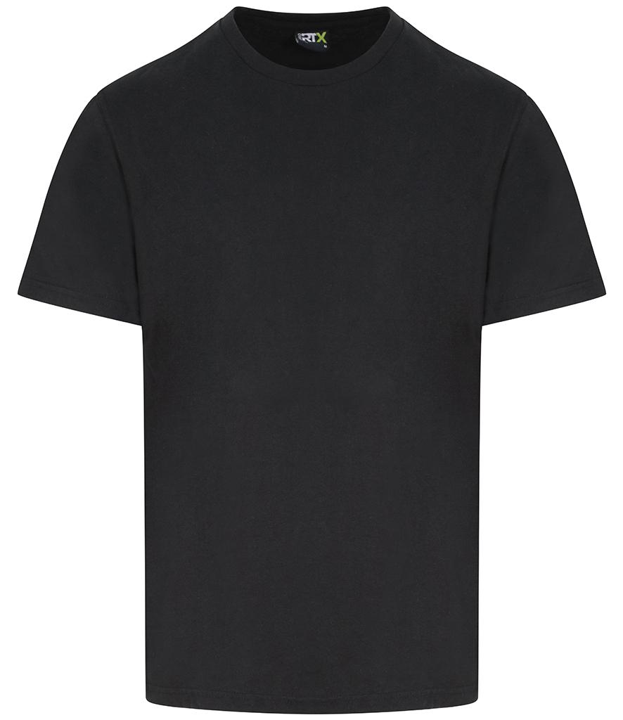 black pro rtx workwear t-shirt