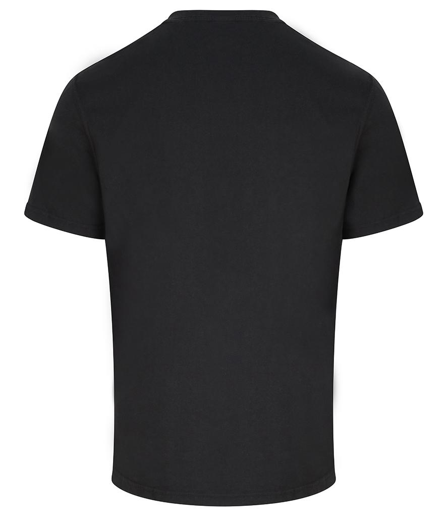 black pro rtx workwear t-shirt back