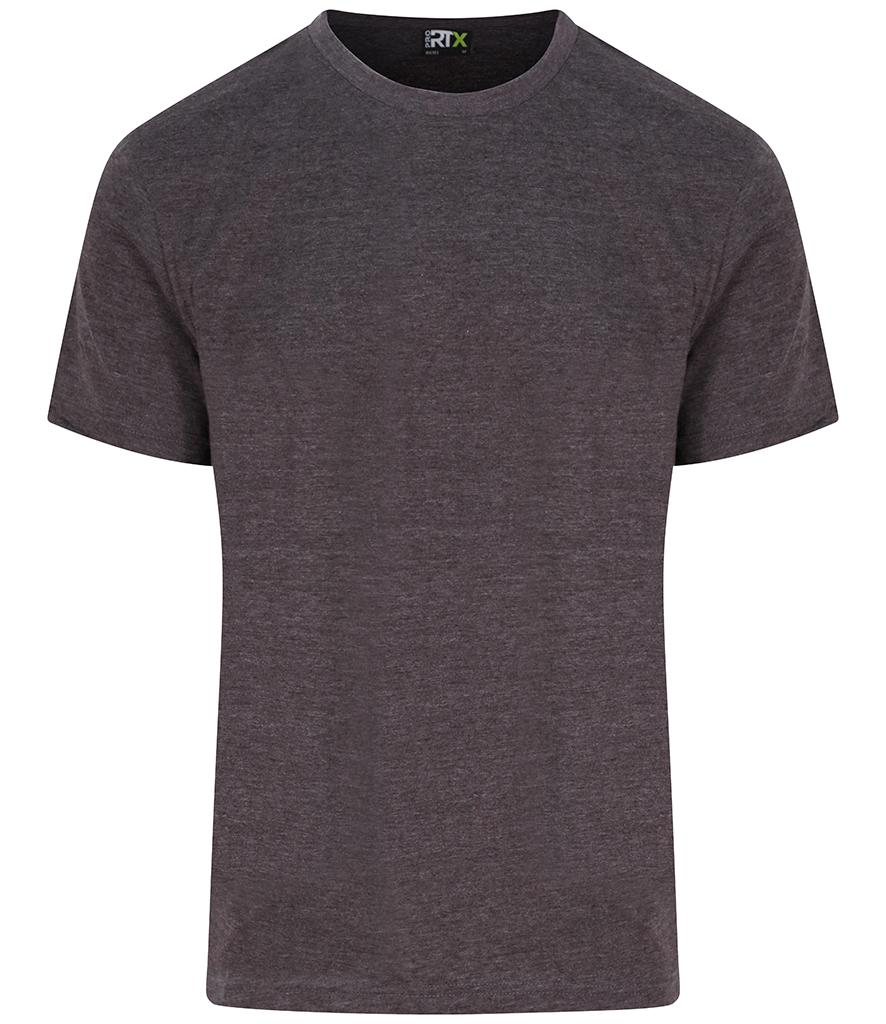 charcoal grey pro rtx workwear t-shirt