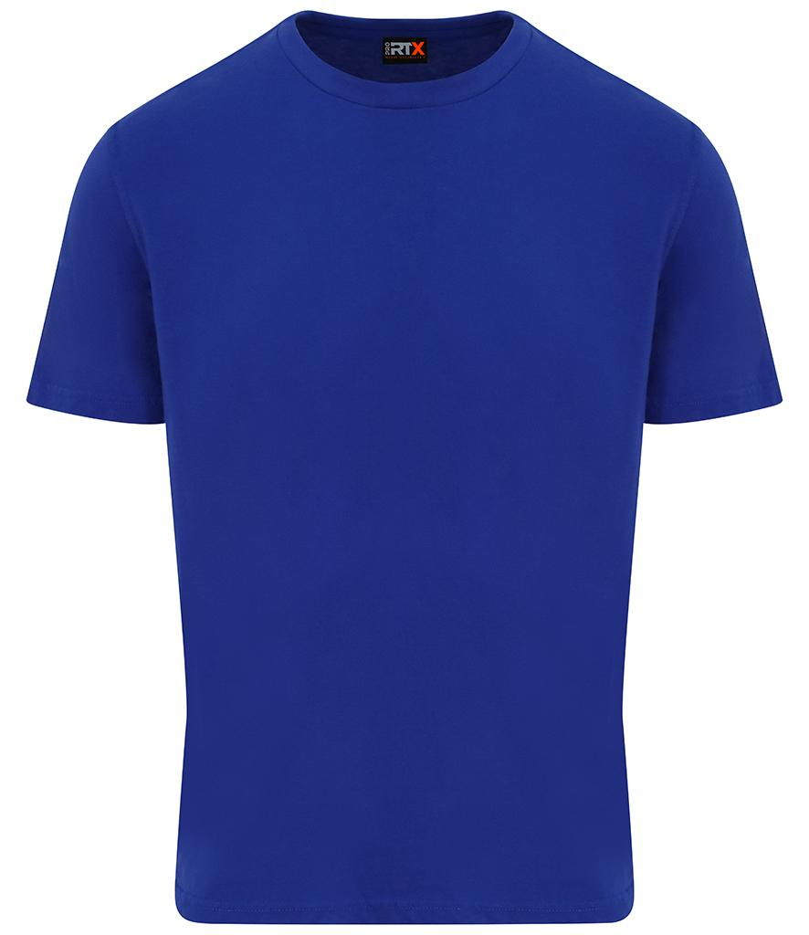 royal blue pro rtx workwear t-shirt