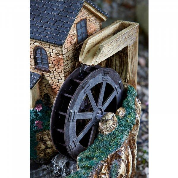 Water mill detail