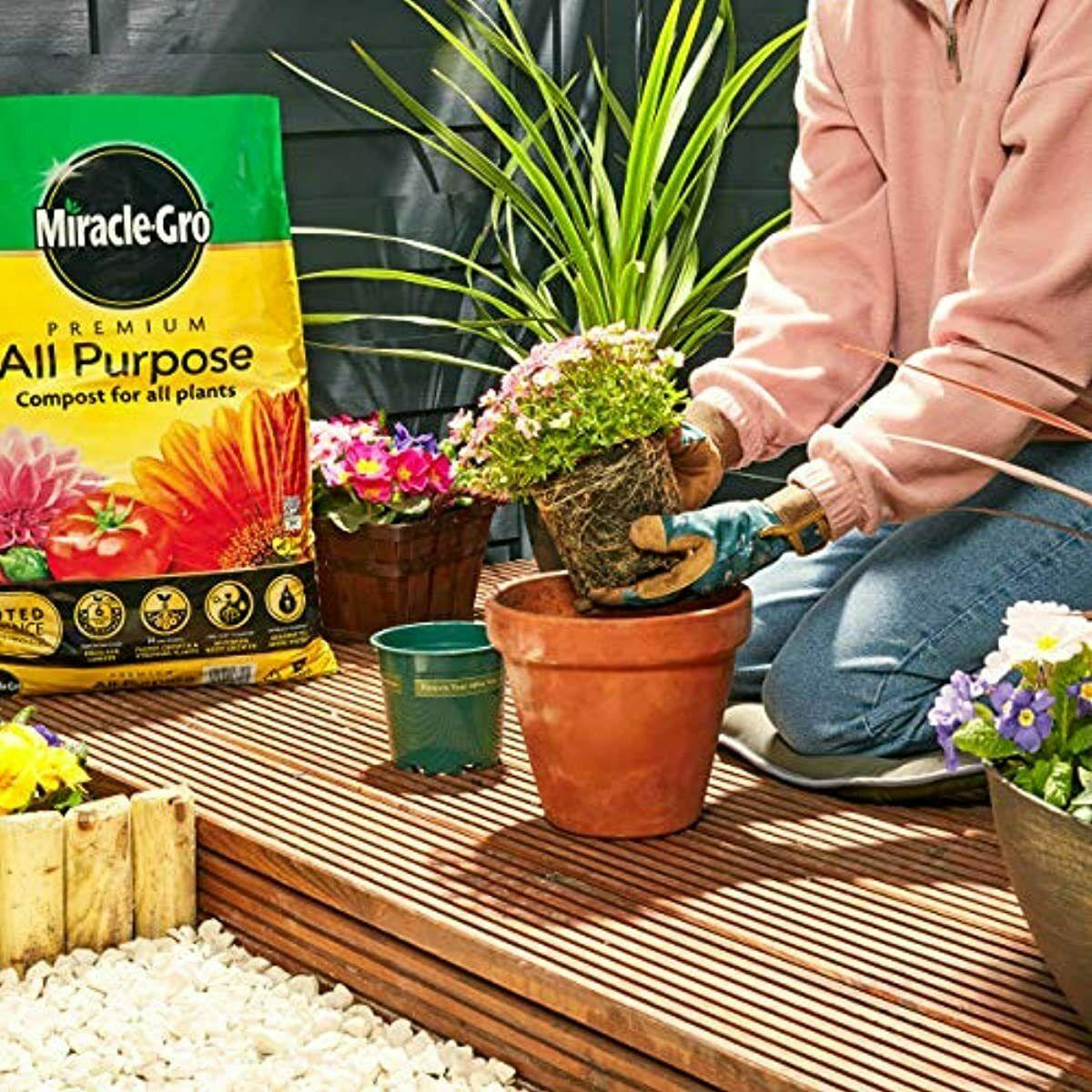 Miracle gro compost lifestyle