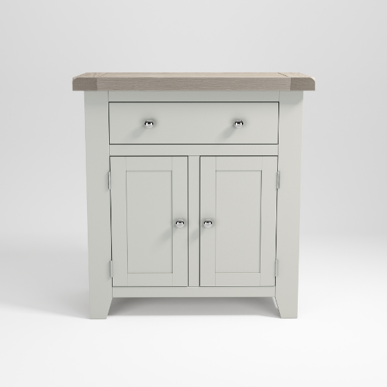 Small sideboard front