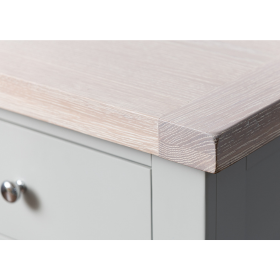 Small sideboard top detail