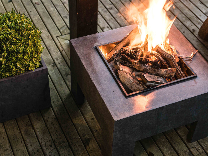 NEW - Fire Pits Now In Stock