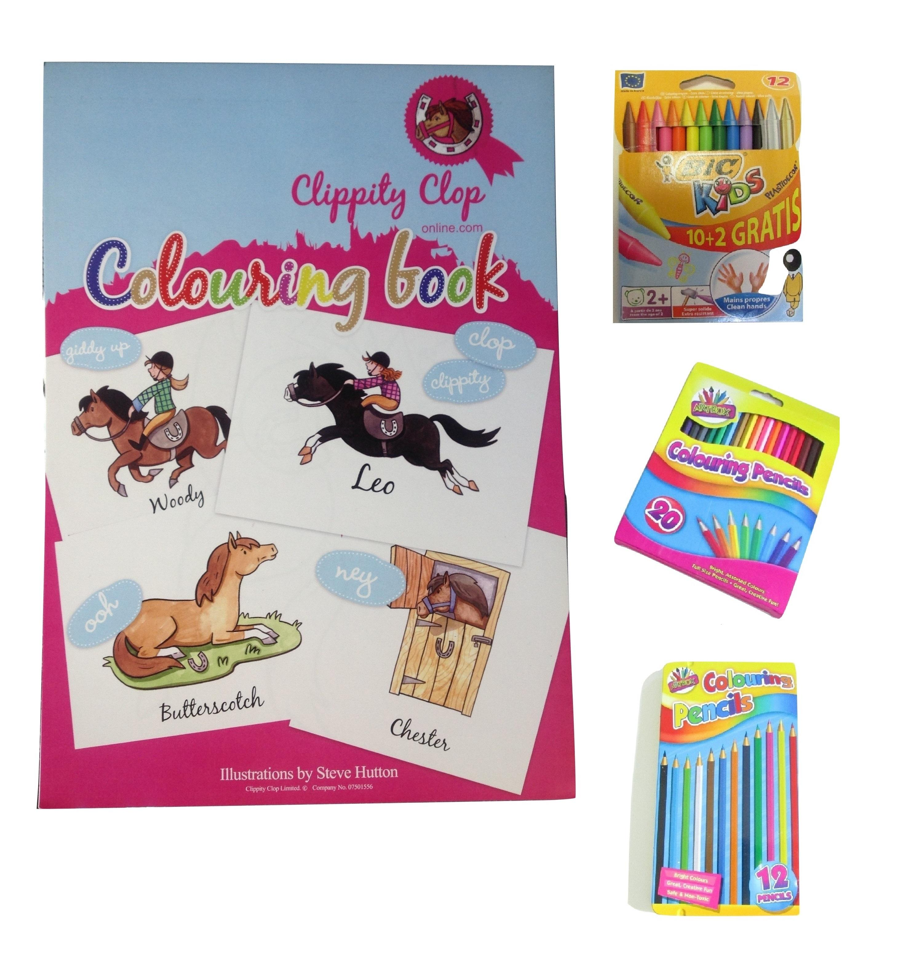10 X THELWELL PENCILS PONY HORSE PENCILS PARTY BAG FILLERS