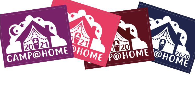 @ Home Badges - Camp @ Home