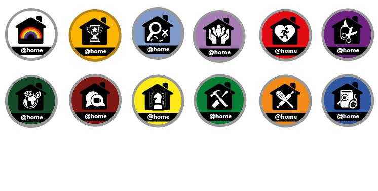 @ Home Badges - Individual Challenges