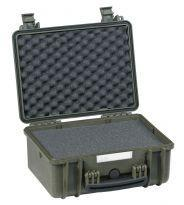 Image of Explorer Cases 3818G Waterproof Case Green With Foam